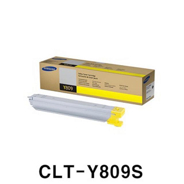 코코플러스 삼성전자 CLT-Y809S 정품토너 노랑 15 000매, 해당상품, 1