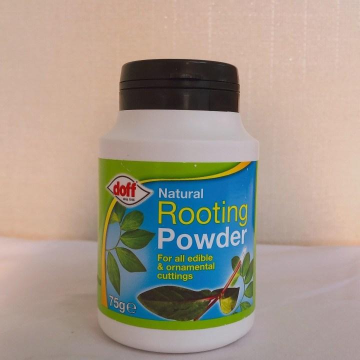 Doff Rooting Powder 75g 도프 내추럴 루팅 파우더 영국산 식물 뿌리 관엽식물 다육이 장미 라벤더 로즈마리 발근제 영양제