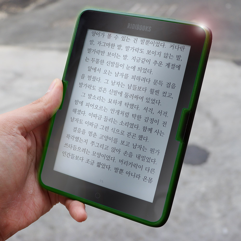 R&C 리디북스 페이퍼 라이트 1세대 전자책 리더기 저반사 고선명 액정 보호 필름, 리디북스 페이퍼 (라이트/1세대)