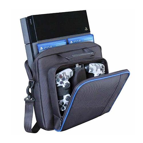 플레이스테이션4 플스가방 PS4 전용 이동식 수납 가방, 1개, PS4 전용 가방*로고없음