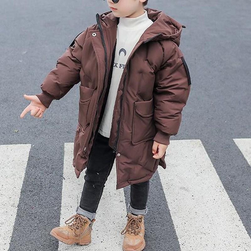 고급 다운자켓 남아용 다운점퍼 겨울패션 아이선물SU3013
