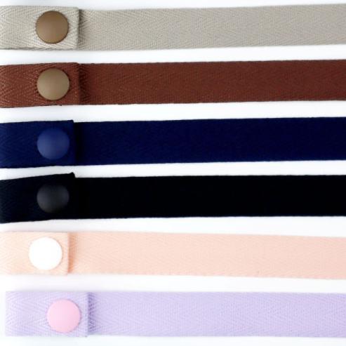 핸드메이드 마스크줄목걸이 마스크스크랩 똑딱이 목에거는마스크목걸이 스트랩 mask strap necklace