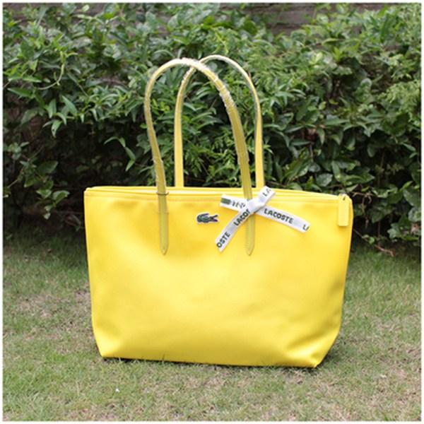 라코스테 가방 라지 쇼퍼백 토트백 4color 해외배송
