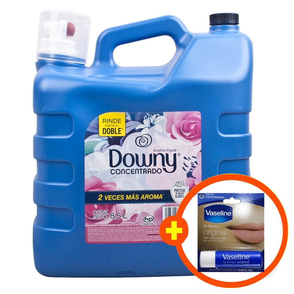 [바세린립밤 증정] 다우니 대용량 섬유유연제 아로마 플로럴 8.5L + 추가구성품, 1set
