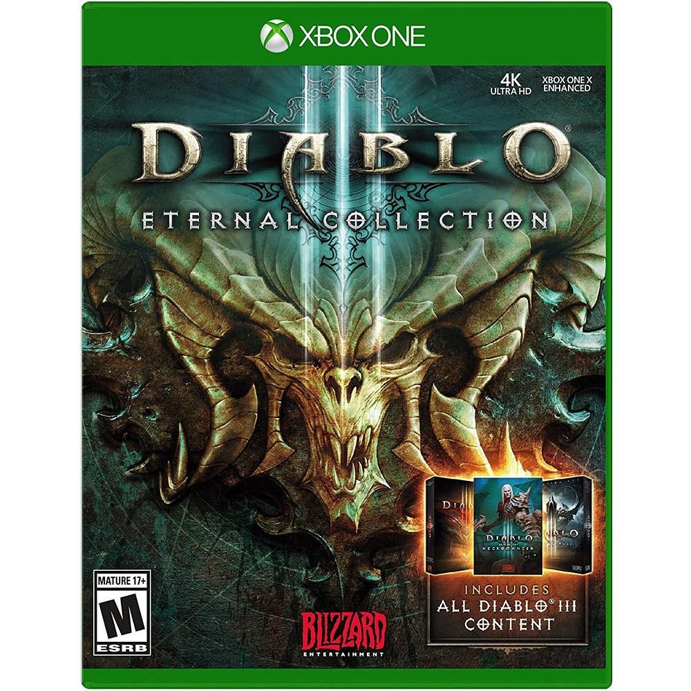 디아블로 3 이터널 콜렉션 Diablo III Eternal Collection - Xbox One, 단일상품