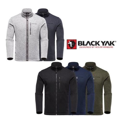 [블랙야크]남성 스웨터 플리스자켓 L프레리자켓1