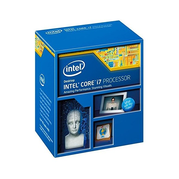 [미국] Intel Core i7-4790K Processor (8M Cache up to 4.40 GHz) BX80646I74790K, 단일상품