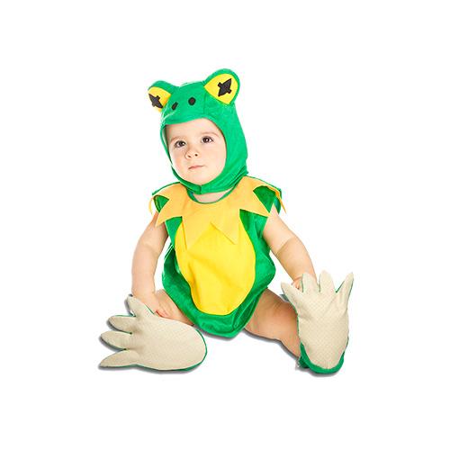 퍼레이드월드 유아 아기 할로윈 개구리 동물코스튬 코스프레의상