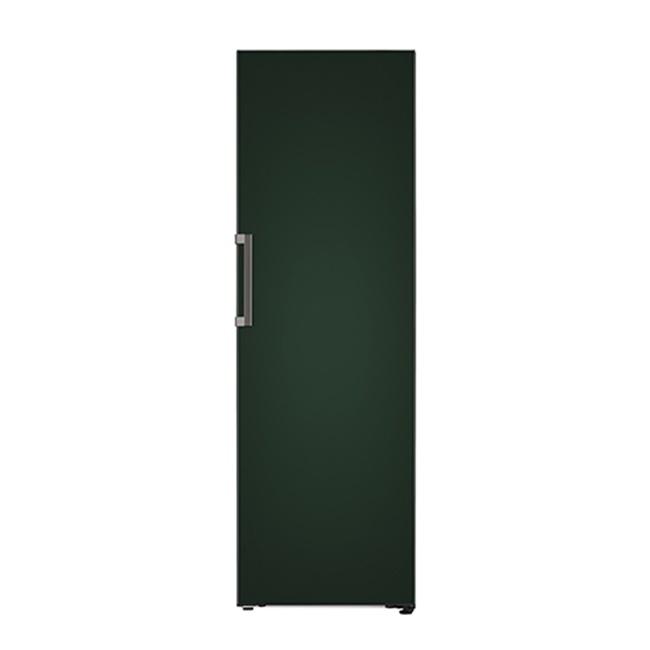 LG전자 오브제컬렉션 X320SGS 컨버터블 냉장고 1등급 스테인리스 그린, 연결안함 (POP 2360529305)