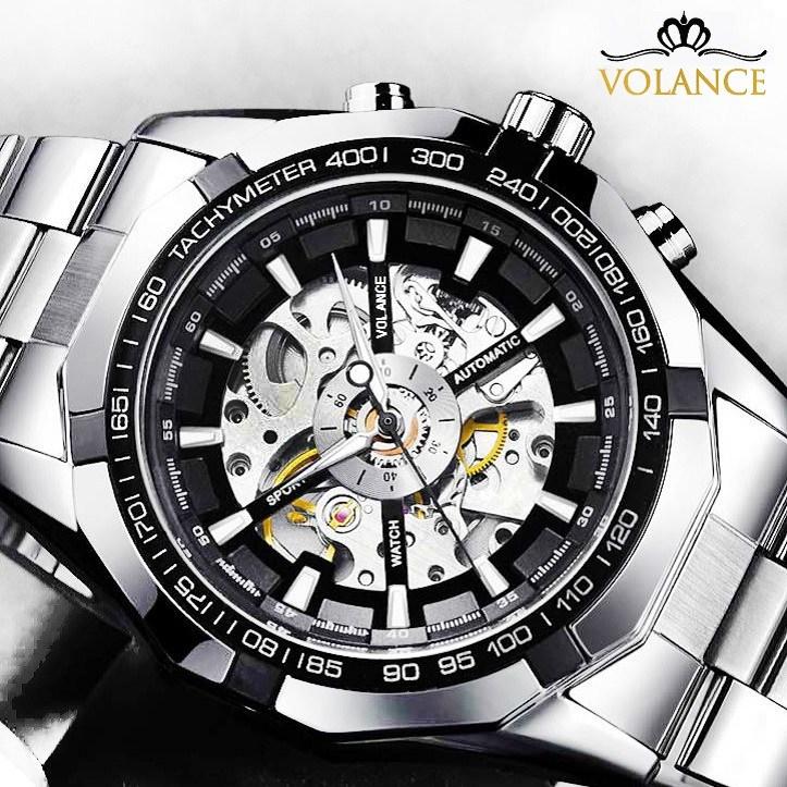 볼란체 남자손목시계 명품디자인 오토매틱 남자시계