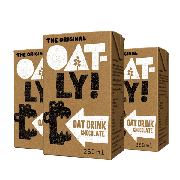 오틀리 초코릿 귀리음료 OATLY 250mlX18(종이팩)