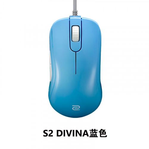ZOWIE / Zhuowei EC1-B / EC2-B / S1 / S2 FK-B DIVINA 게임 마우스 Zhuowei, 본문참고, 선택 = S2 DIVINA blue 공식 표준