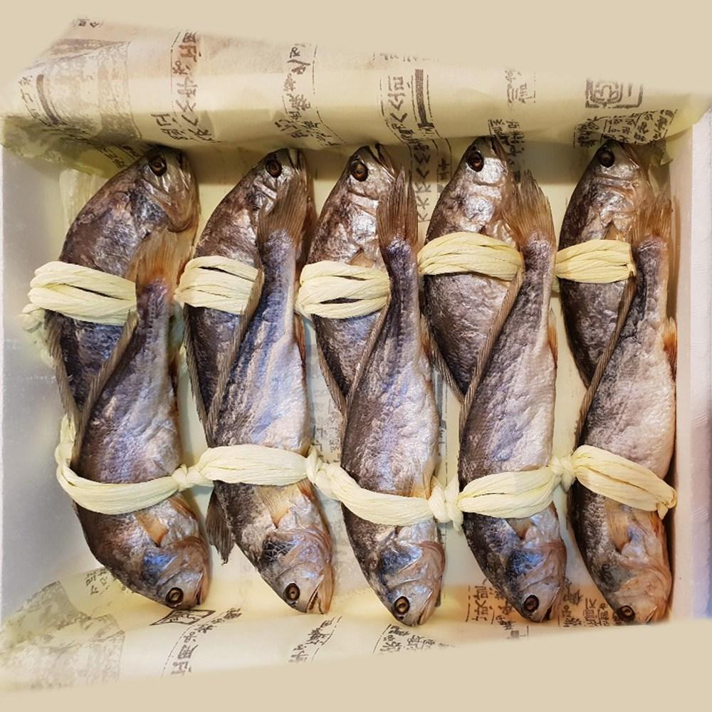 어부들이추천하는 어부보리굴비 선물세트 생선, 1box