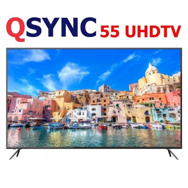 에스에스온 프리미엄 고화질 텔레비전 55인치 4k UHD LED TV MHL 스탠드형, 스탠드기사설치