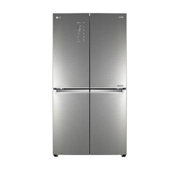 [LG전자] 상냉장 하냉동 냉장고 F871SN55E (용량 870L / 샤이니 사피아노), 상세 설명 참조