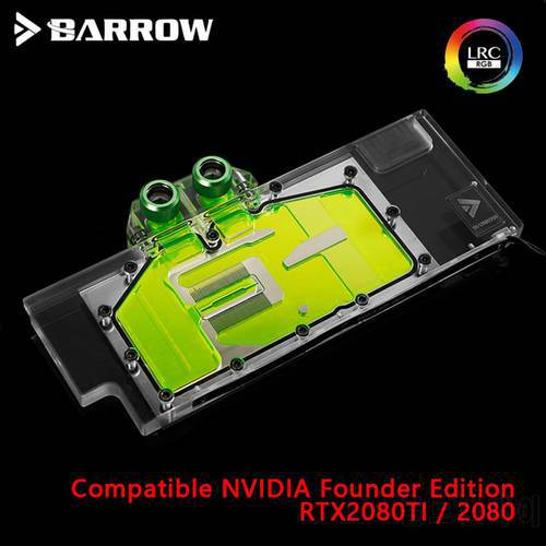 BARROW NVIDIA RTX 2080Ti / 2080 Founders Edition / Reference Edition /, 상세내용참조