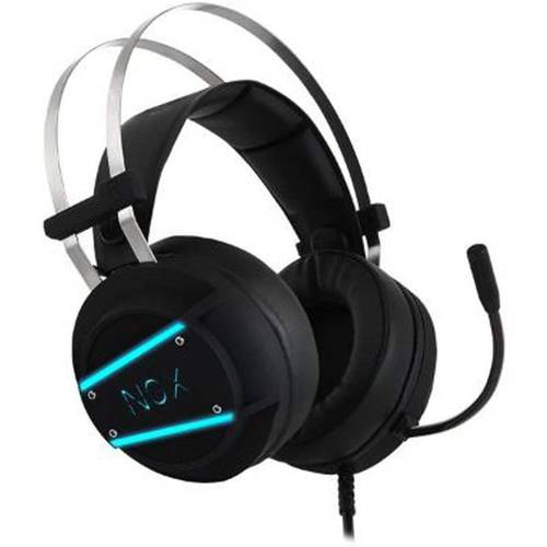 NOX NOX NX-3 Virtual 7.1 Channel Gaming Headset Noise Cancelling Mic R, 상세내용참조