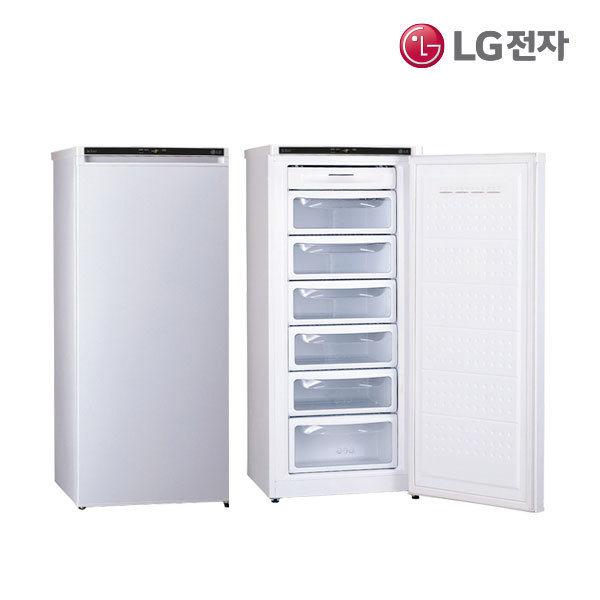[LG전자] LG 냉동고 F-A201GDW 원도어냉동고 200L 7단서랍식, 상세 설명 참조