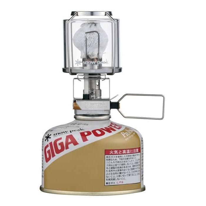 스노우 피크 기가파워 랜턴 하늘 오토 GL-100AR / Snow Peak Giga Power Lantern GL-100AR