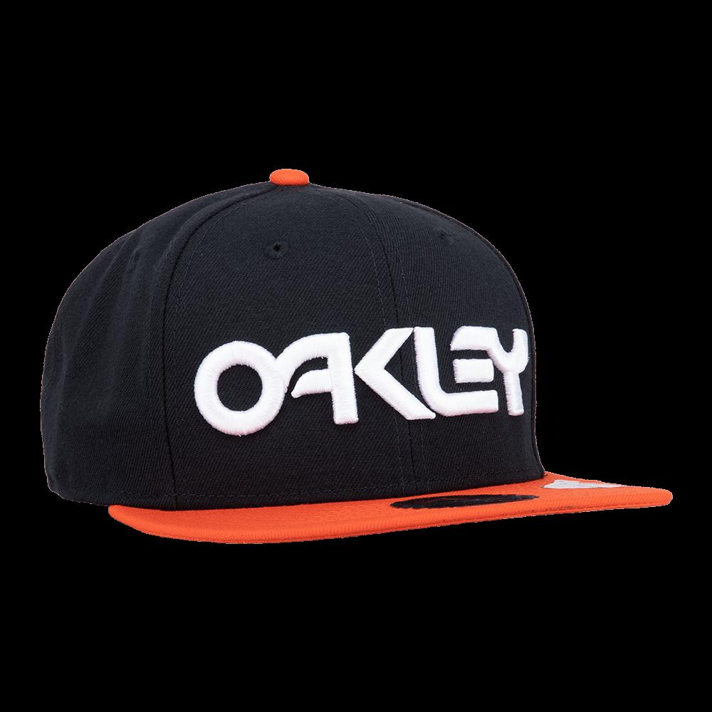 오클리 모자-골프캡-오클리 로고 캡(FOS9003486DG)20년신상품, 블랙+오렌지