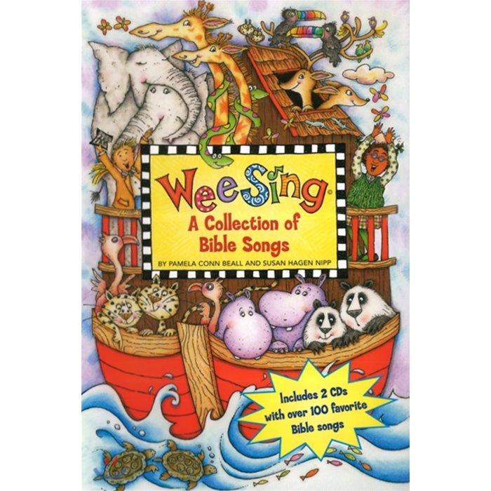 위씽 어린이 성경 2종 세트 : Wee Sing : A Collection of Bible Songs (CD 2장 / 찬송 100곡 포함) : Wee Sin..., Pss!/Price Stern Sloan