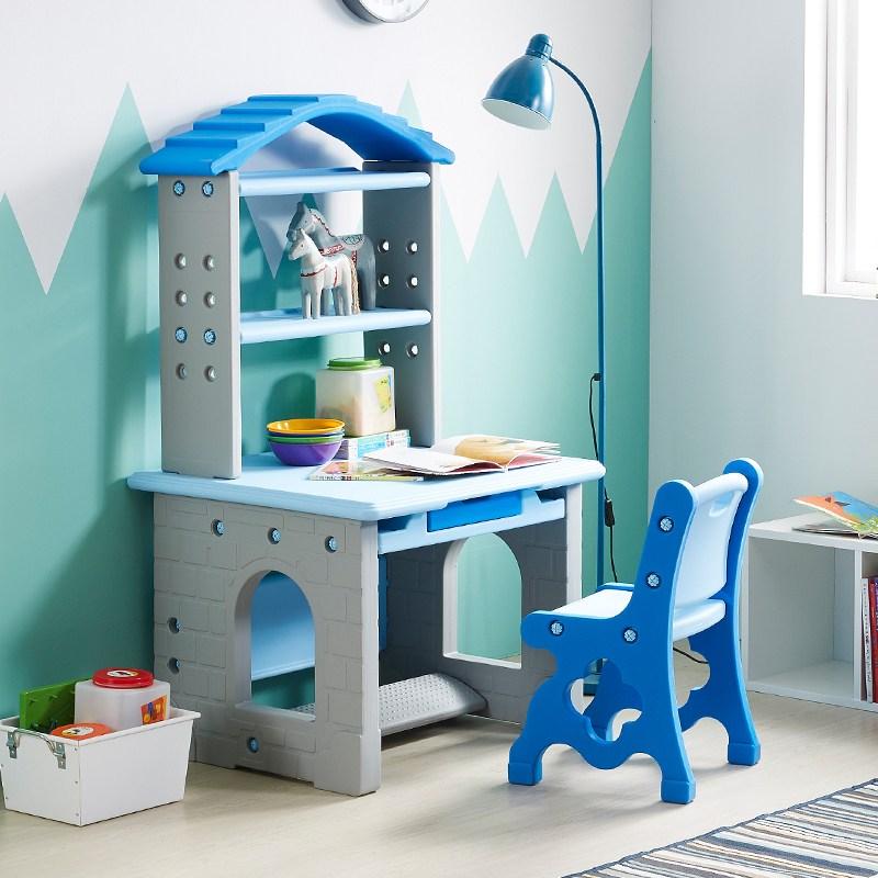 하이지니 -하이지니프로 유아책상&의자SET (2COLOR)- 아동책상, 파스텔블루