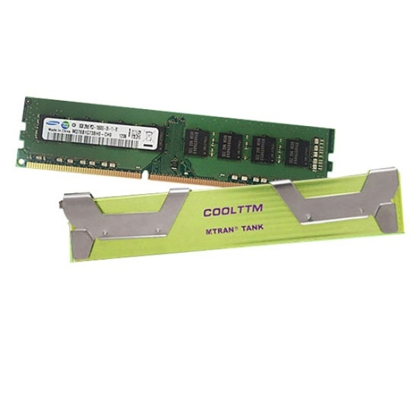 EXR274813방열판 패키지 CYNEX 엠트란 + DDR3 삼성 PC3-12800 8GB [삼성전자] 탱크, 단일옵션