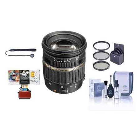 Tamron SP AF 17-50mm f2.8 XR DI-II LD Aspherical (IF) Standard Zoom Lens for Pentax - Bundle with 67, 상세 설명 참조0