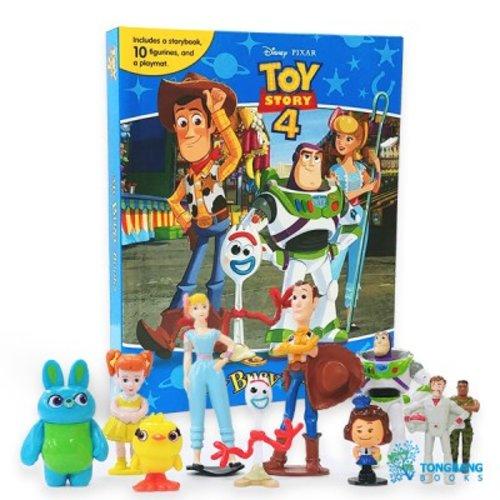 [텐바이텐] My Busy Books : Disney Toy Story 4 피규어북