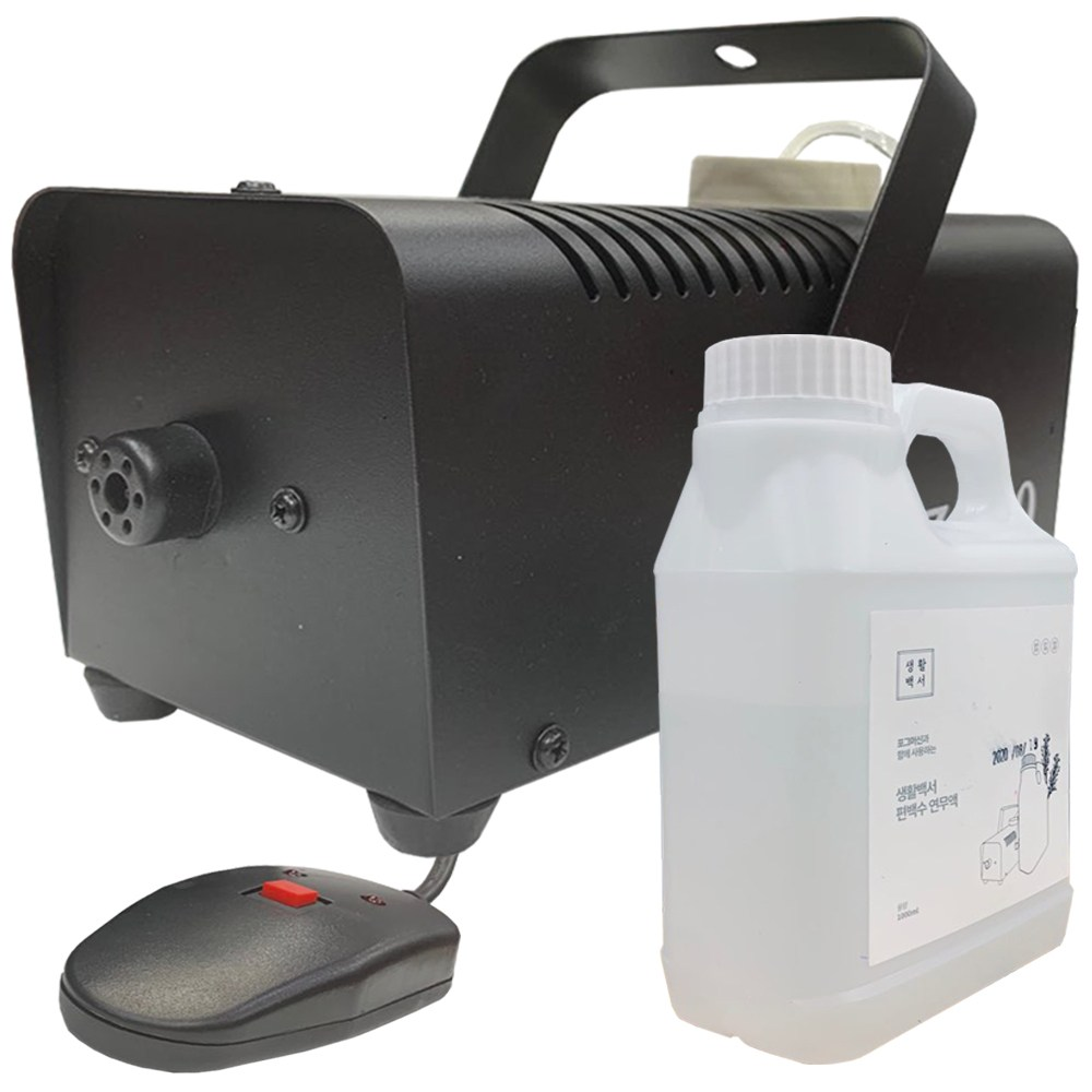 stm 고출력 400 연무기+피톤박사 피톤치드1리터 방역소독 새집증후군 새차냄새 탈취 항균 향기 소독연무기