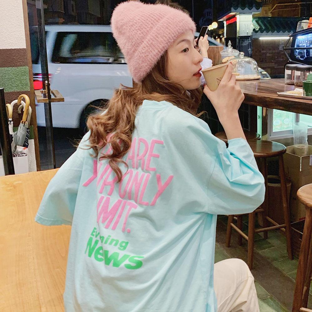 로지 온리 여성 반팔티셔츠 1+1+1(사은품증정)
