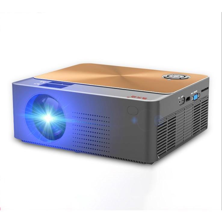 W2 WIFI 고화질 홈 시어터 4K 프로젝터, 기본버전