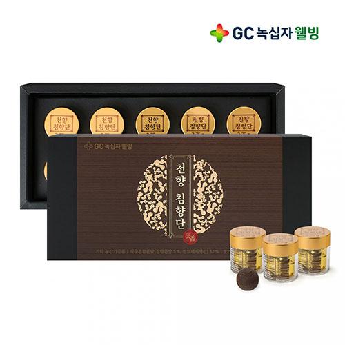 [선물세트] GC녹십자 천향침향단 40환 박스당 10환, 80환