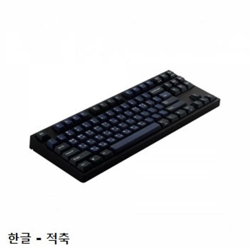 레오폴드 FC750R PD 키보드 다크블루 한글 적축, 쿠팡 본상품선택, 쿠팡 본상품선택