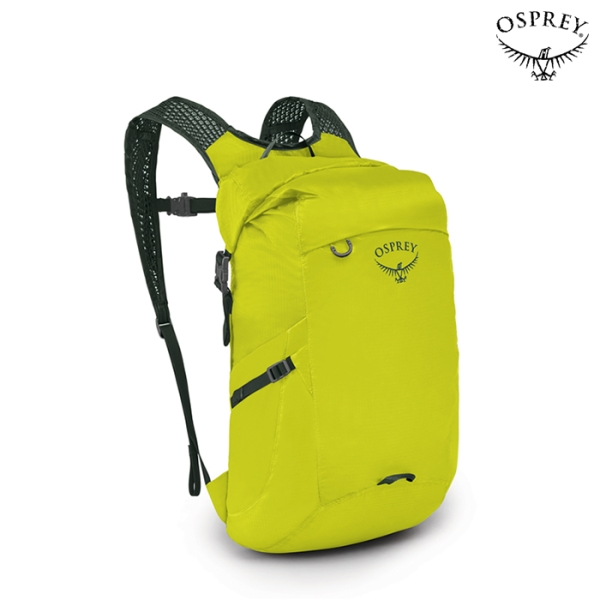 오스프리 공식수입사 UL_DRY_STUFF_PACK_20L 남녀 백팩 배낭 (초경량 방수) C, Yellow/YB