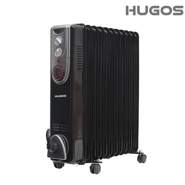휴고스 BHO-150AZ 전기 라디에이터 15핀 타이머 방열기