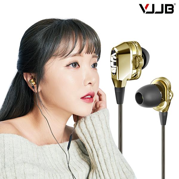 로랜텍 VJJB V1S 골드에디션 게이밍이어폰