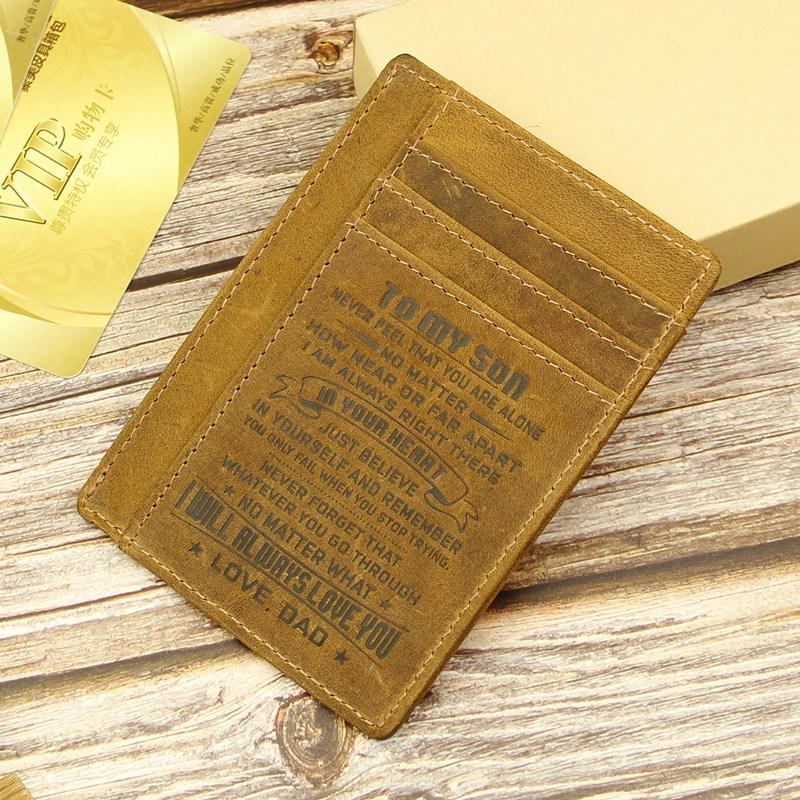카드지갑 RFID말가죽 초슬림 남성용 휴대용 진피 대용량 복사방지 은행 카드 지갑카드 세트