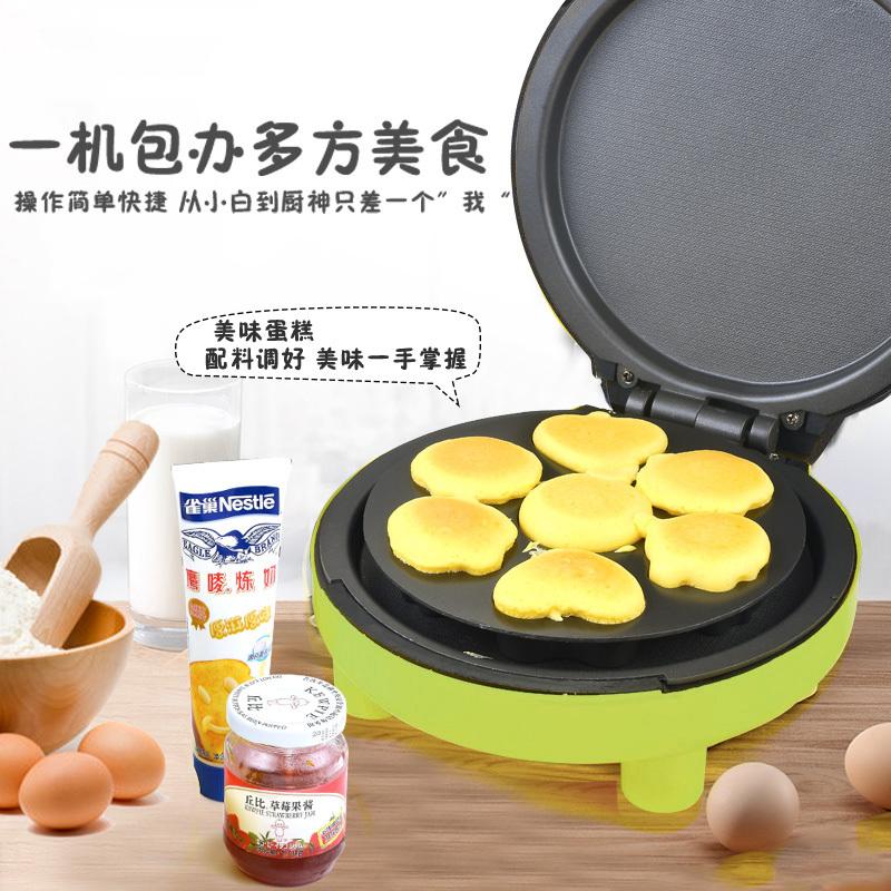토스터기 가정용전 자동 굽기케이크 기기카드 제빵기 양면가열, 기본