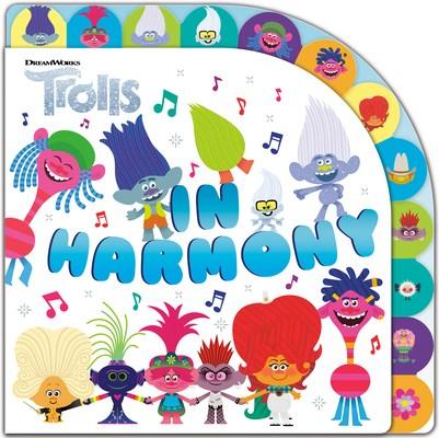 In Harmony (DreamWorks Trolls) Board Books, Random House Books for Young Readers