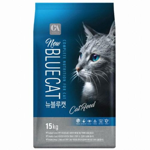 CK KOREA 뉴블루캣7kg 15kg 20kg 고양이 사료, 1개
