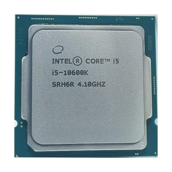 인텔 코어i5-10세대 10600K (코멧레이크S) (벌크), 단일상품