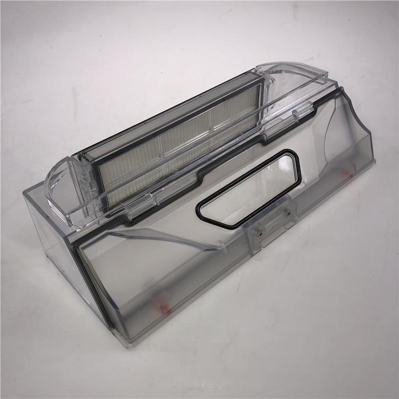 창문로봇청소기 적합사용 샤오미 미지아 물걸레청소 로봇기계 1C전자동 청소기 청소 바닥닦기 바닥청소기 부품 세트, T06-1C먼지 케이스 (POP 5713775662)