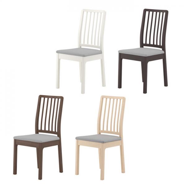 이케아 EKEDALEN 의자/식탁의자/책상의자/스툴/체어, 자작나무_803.410.24