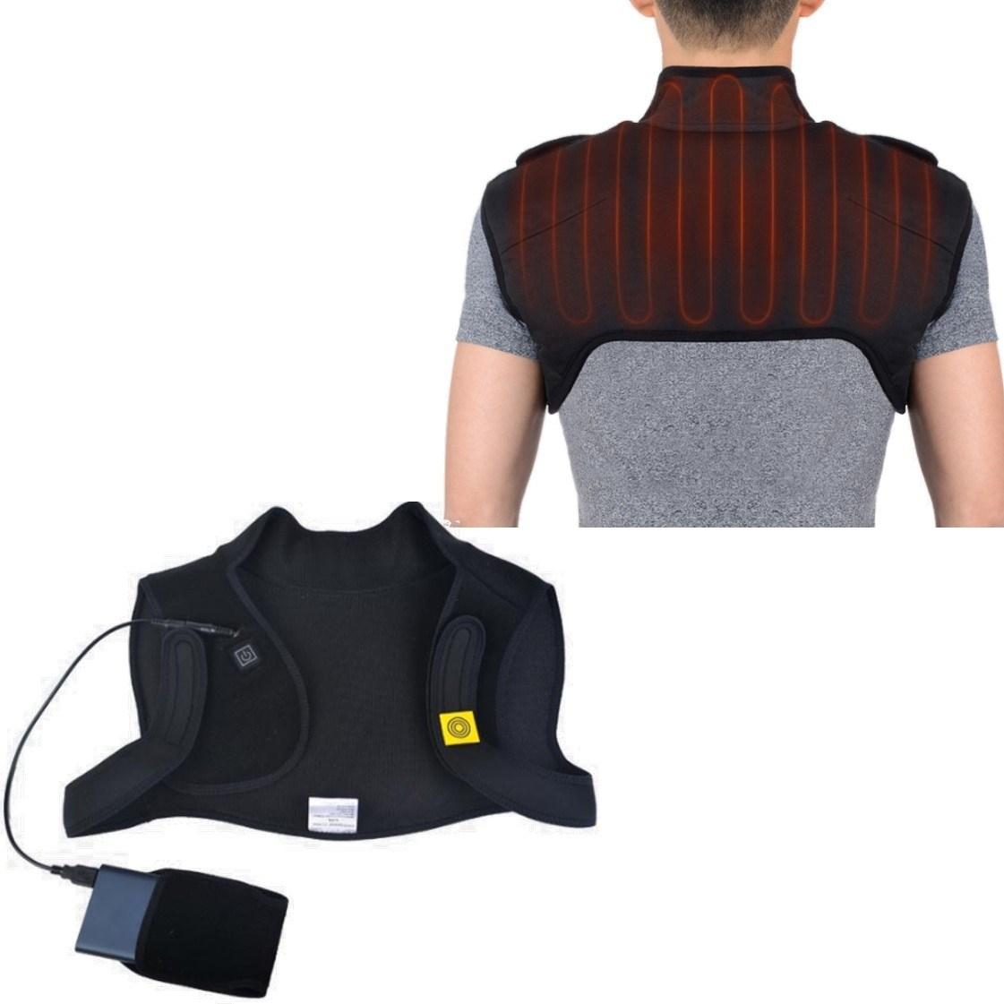 라디언스 목-어깨 원적외선 클리닉 찜질팩 S M, 1개