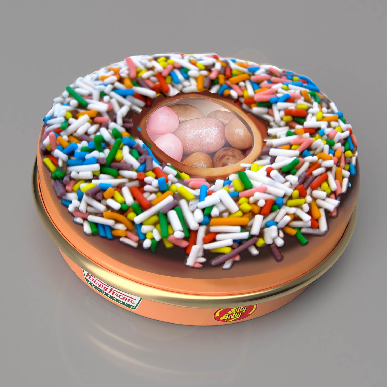 젤리벨리 크리스피 크림 도넛 젤리빈 28g