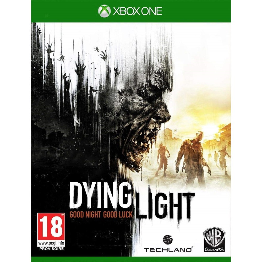 다잉 라이트 Dying Light - Xbox One, 단일상품