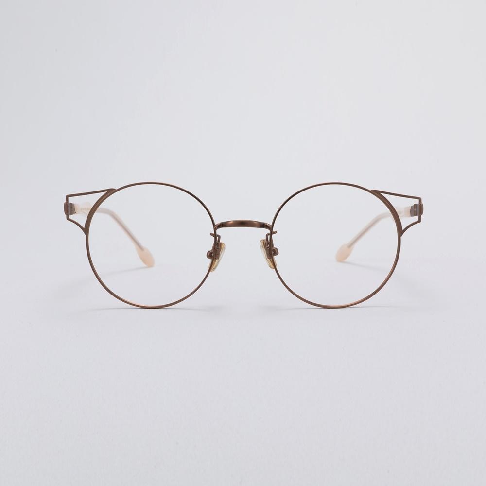 AMY antiquegold 안경테 고르는법 프레임 다각