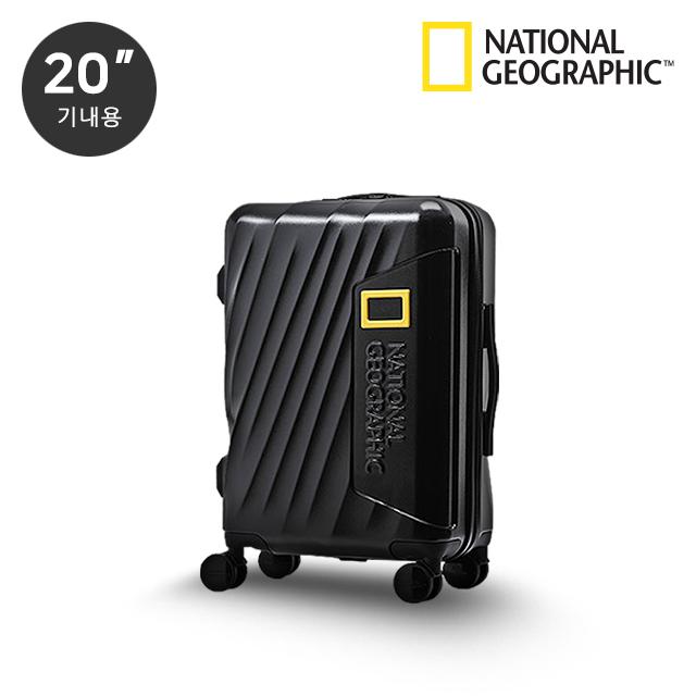 내셔널지오그래픽 신형 20인치 여행가방 N6901Z 기내용 수학여행가방 예쁜 블랙캐리어