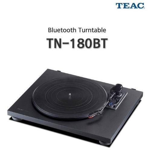 티악 New 블루투스 LP 턴테이블 Teac TN-180BT 극동정품, 체리